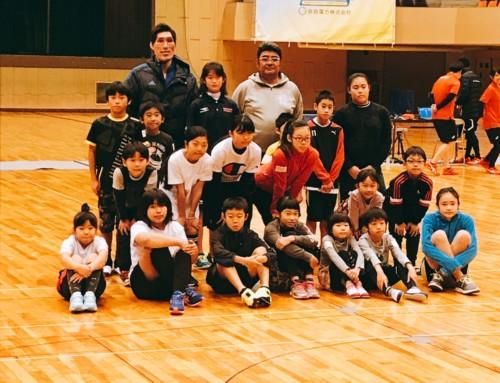 JAL presents 「スポーツ能力測定会 in 奈良」